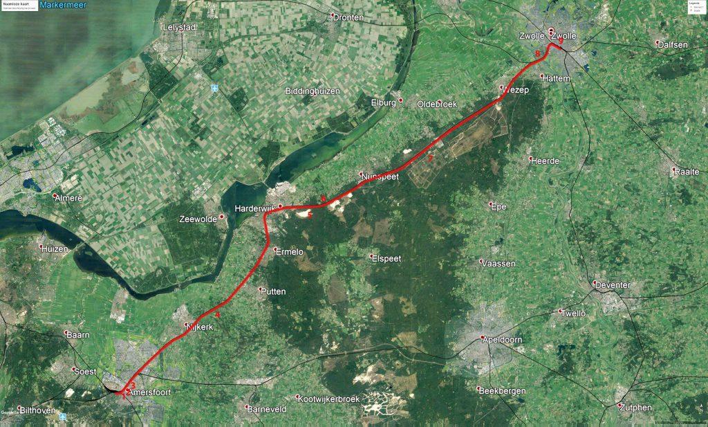 trajectkaart 2